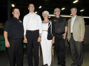 ABS Friction visted by Premiere McGuinty