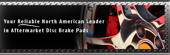 ABS Friction is Your Reliable North American Leader in Aftermarket Disc Brake Pads
